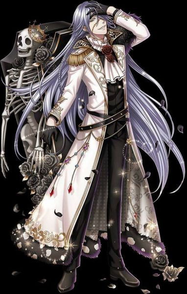 Grell Sutcliff x Reader One-Shots, Drabbles, and Short