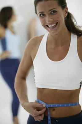 fat above belly button how to get rid of