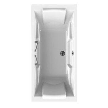 Baignoire rectangulaire cm blanc sensea premium confort leroy - Baignoire retro leroy merlin ...