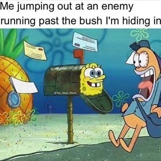 23 Fortnite Memes That Are More Entertaining Than The Game In 2021 Funny Gaming Memes Funny Games Spongebob Memes