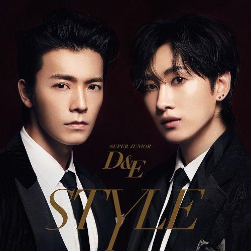 SUPER JUNIOR D&E – STYLE – The 2nd Japanese Album