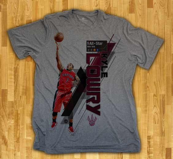 Youth Kyle Lowry Fadeaway All-Star T-Shirt, East