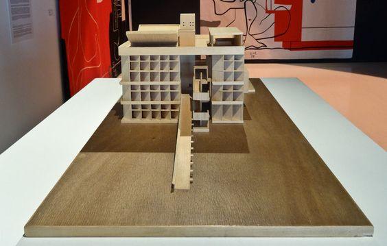 Le Corbusier, Palais Des Filatteurs, Ahmedabad | Fauteuil | Pinterest | Le  Corbusier And Marseille