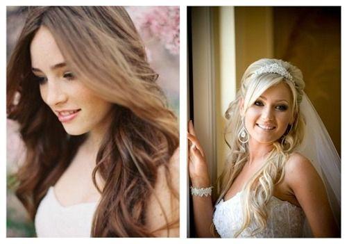 Die Trends der Brautfrisuren 2013 | Brautkleidershow - Günstige Brautkleider & Hochzeitsidee