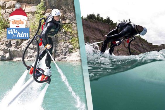 90-Minute Flyboarding Experience