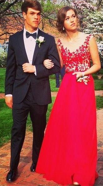 Blake and Sadie:Prom Night