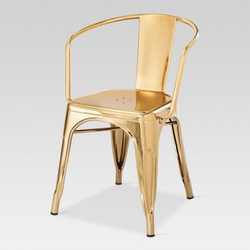 Carlisle Couture Metal Dining Chair Gold Ace Bayou Metal Dining Chairs Dining Chairs Plastic Dining Chairs