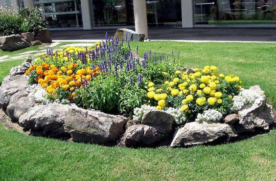 Dise o de jardines peque os jard n pinterest for Diseno de jardines pequenos