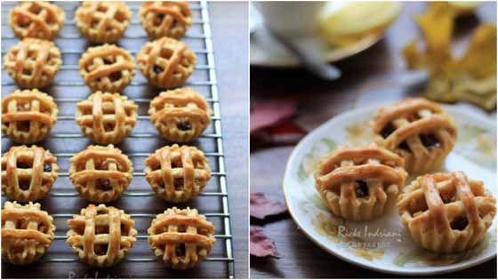 Resep Membuat Kue Kering Mini Apple Pie Kranjang Enak Renyah Dan Bikin Nagih Kue Kering Kue Resep