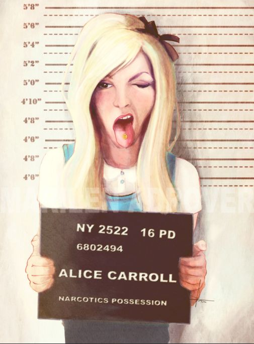 Mugshot of Alice