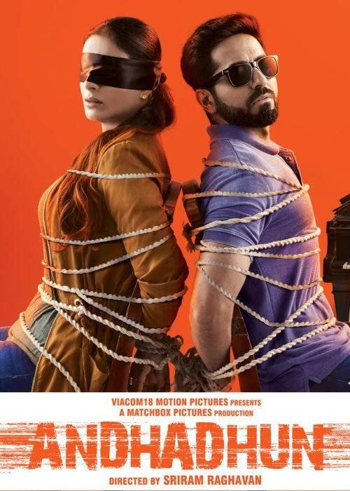 Andhadhun Movie Jpg Good Movies To Watch Movie Releases Youtube Movies