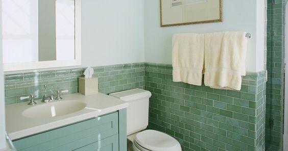 A melhor maneira de instalar um exaustor no banheiro