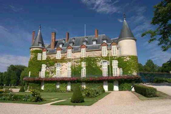 Chateau de Rambouille