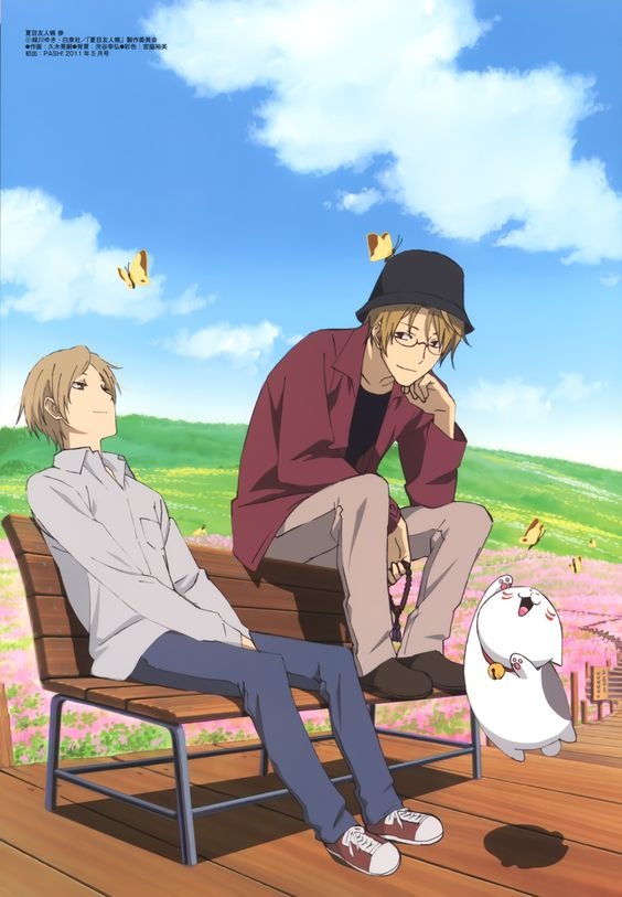 This is definitely one of my favorite anime series. Talk about a sweet happy feeling. It is definitely a pick me up show