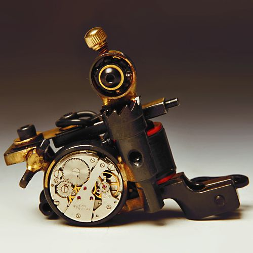 Hand-made : Luo's Tattoo Machine | Tattoo Machines | Tattoo Guns | For Professional Tattoo Artists Only!, Online Shop From Luo's Machines