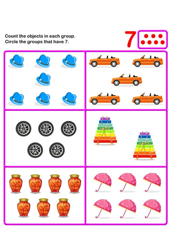 Math Worksheets Kindergarten Worksheets – And Worksheets for Kindergarten