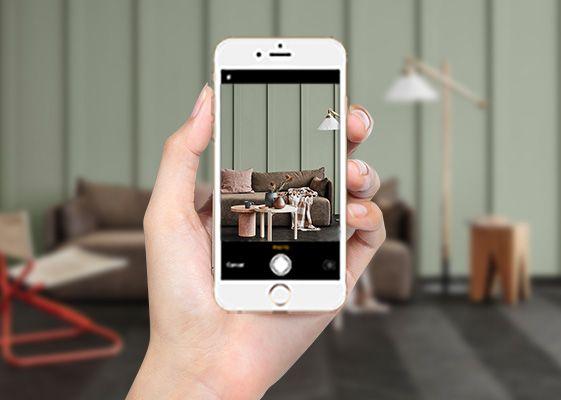 Colour Design Mobile App By Jotun Color Design Design Ceiling Design