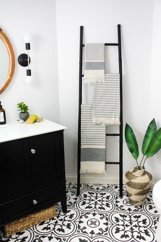 Beautiful Black And White Bathrooms Black White Bathrooms Home