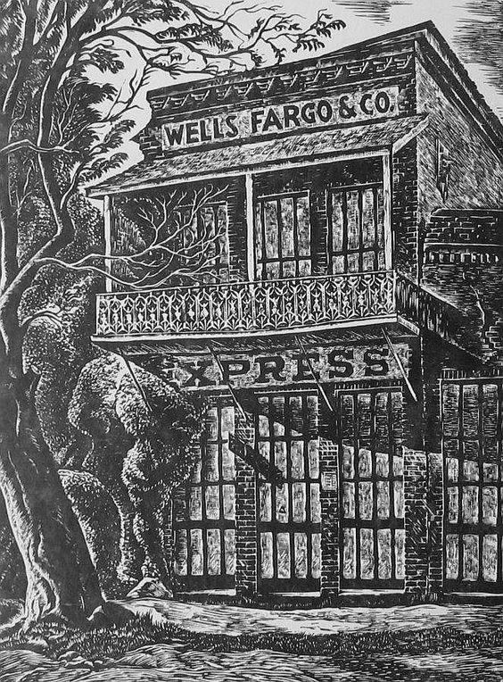 Charles Frederick Surendorf - Columbia Wells Fargo Building