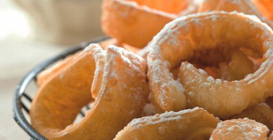 Anillitos fritos