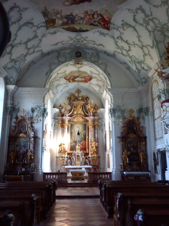 Kirche Höglwörth