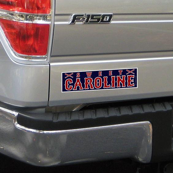 Sweet Caroline Sticker