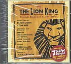 Lion King (Musical) / Elton John - CD 3890 (http://kentlink.kent.edu/record=b3130028~S1)