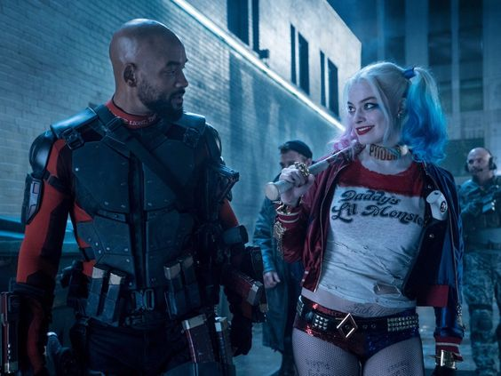 'Suicide Squad' wins the box office for a second week though with a dramatic decline
