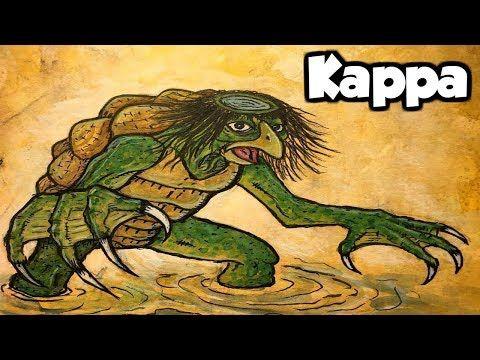 oficjalny dostawca odebrane Nowa kolekcja 3272) Kappa The Japanese River Monster - (Japanese Folklore ...
