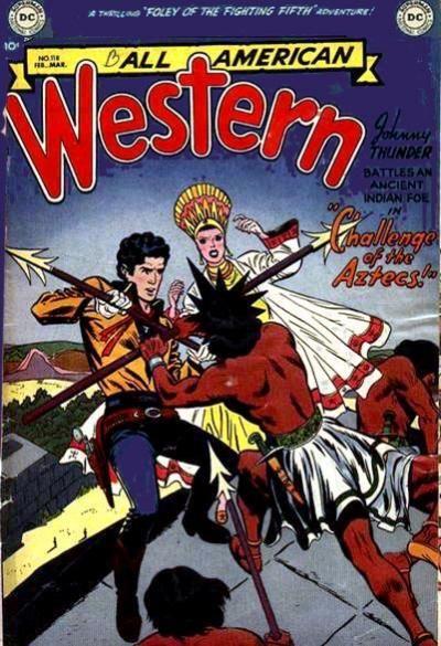 All-American Western #118