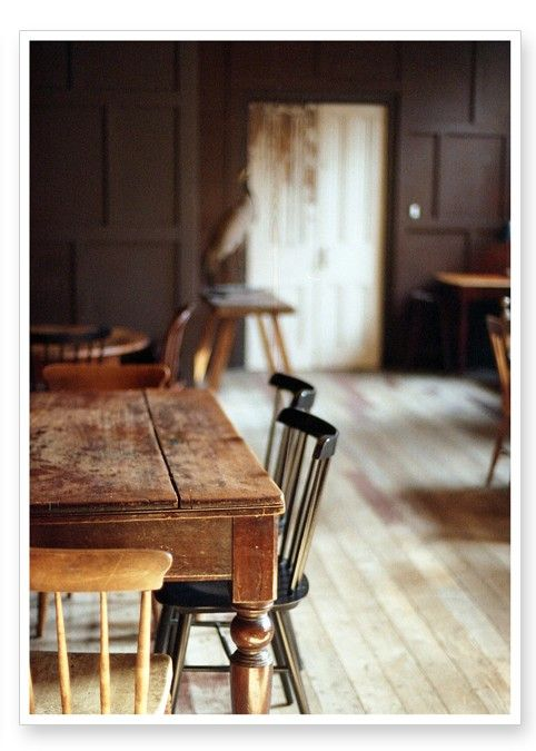 photograph by Alice Gao: Dining Rooms, Table And Chairs, Dining Table, Farmhouse Table, Kitchen Table, Wood Table, Wooden Table