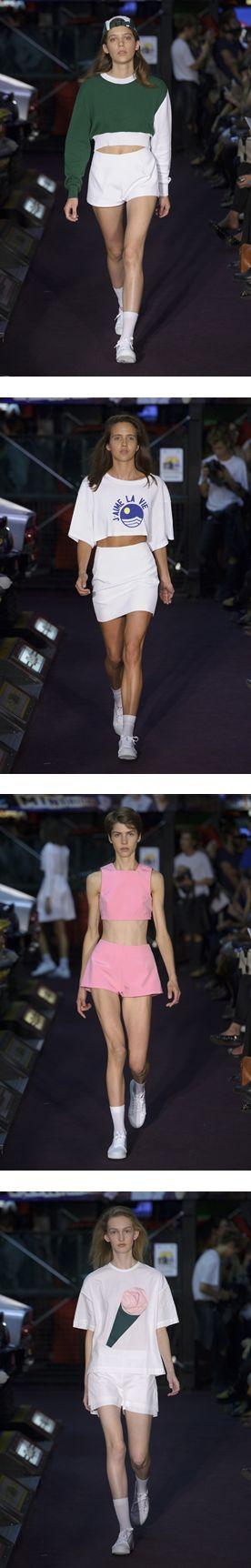 Fashion week : collection Jacquemus