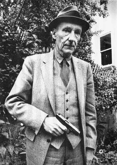 #WilliamSBurroughs. Die #USArmy wollte ihn #1941 einziehen, er wurde aber aus psychischen Gründen ausgemustert.