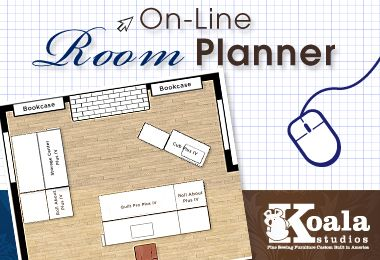 Online room planner sewing space organization for Online room planner