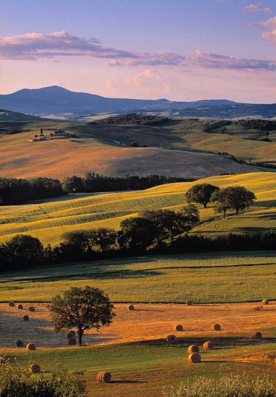 Valle de Orcia, Toscana - Lugares que ver antes de morir (II)