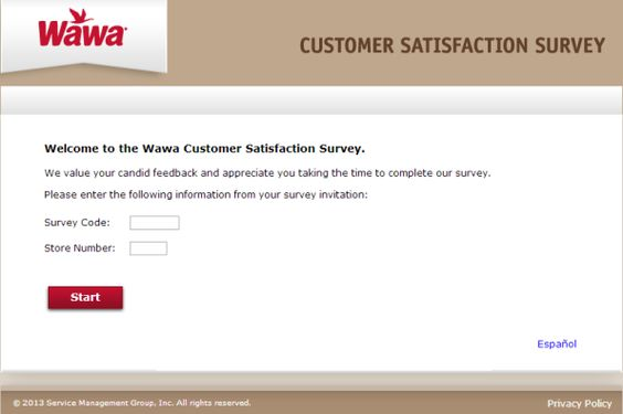 Wawa Customer Satisfaction Survey WwwMywawavisitCom  Customer