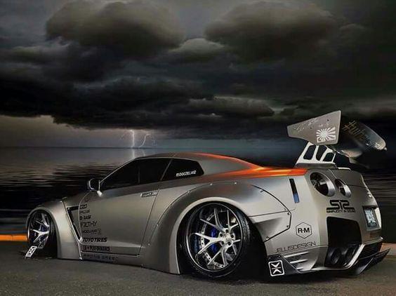 Sick Gt R Nissan Gtr Gtr Super Cars