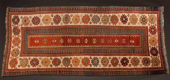Caucasian Rug - Talish (1870)