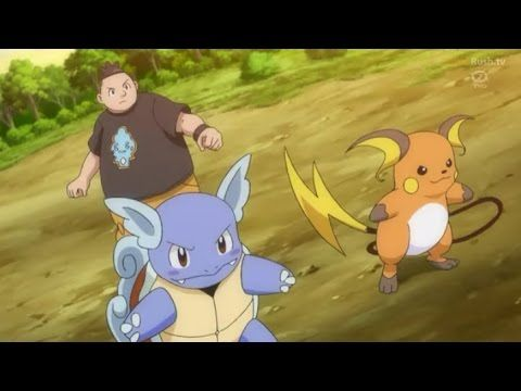 Pokemon X and Y Episode 65    Kameil and Raichu Appear! Good Luck Numeil!!    RAW Full Episode [HD] http://www.youtube.com/watch?v=PwnKUP3nxsI htt…