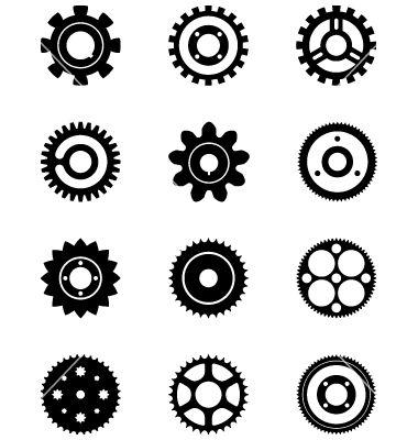 gears cogs free illustrator - photo #13