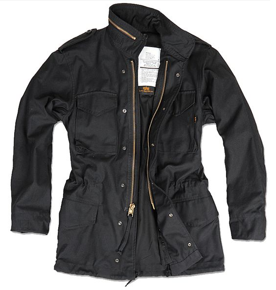 alpha industries m65 field jacket military things to. Black Bedroom Furniture Sets. Home Design Ideas