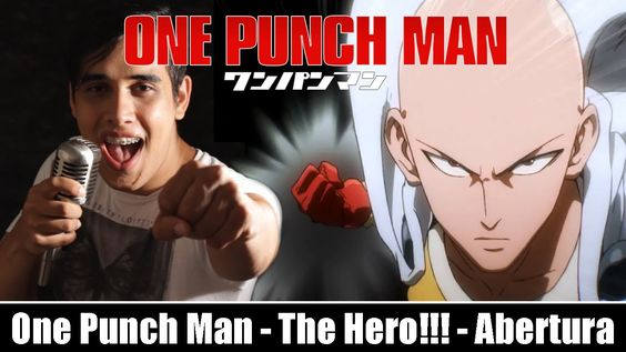 One Punch Man - The Hero!!! - Abertura