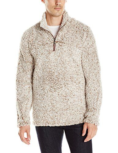 True Grit Men's Frosty Tipped Pile 1/4 Zip Pullover - http://bigboutique.tk/product/true-grit-mens-frosty-tipped-pile-14-zip-pullover/