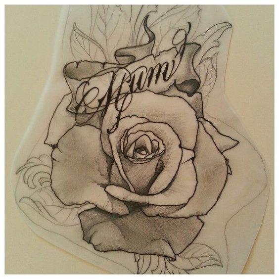 rose hand tattoo design by lovelee love lee ink pinterest. Black Bedroom Furniture Sets. Home Design Ideas