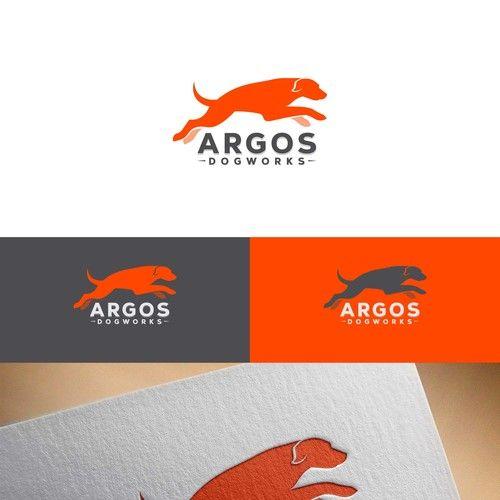 Argos Dogworks Blind Guaranteed Clever Dog Behavior Training Logo That Is Classic Pet Logo Design Animal Logo Inspiration Logo Design Inspiration Branding