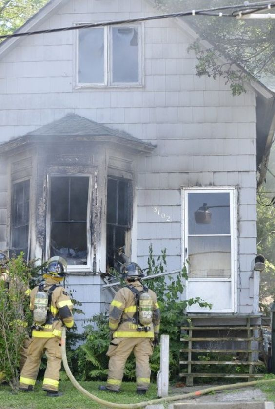 Official: AC unit touched off Morningside house fire