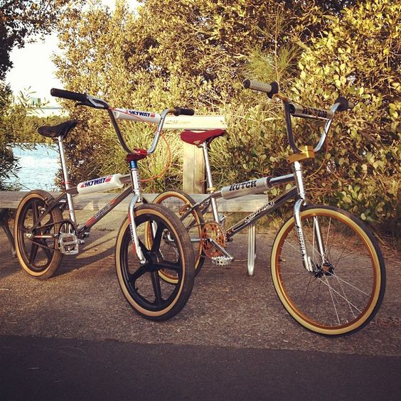 #skyway and #hutchbmx out for a ride #Padgram