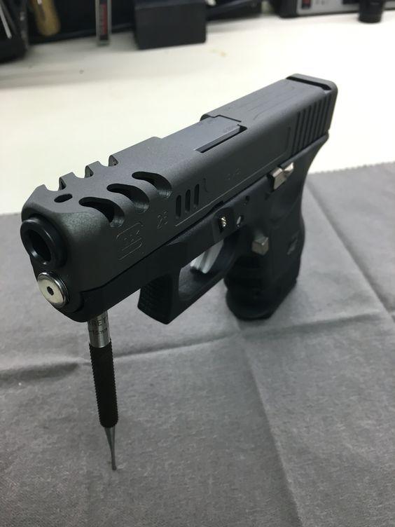 Custom glock and Glock on Pinterest