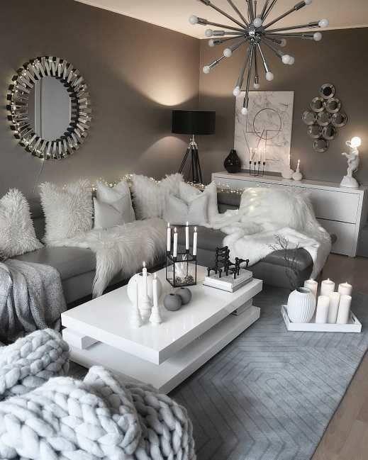 28 Cozy Living Room Decor Ideas To Copy Society19 Stue Design Stue Innredning Stue Inspirasjon