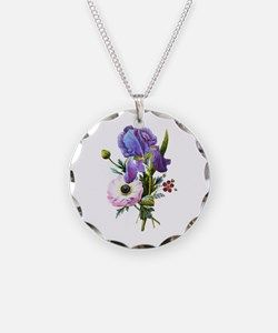 Redoute Bouquet Necklace for